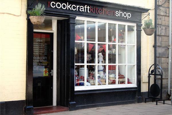 The Cookcraft Kitchen Shop